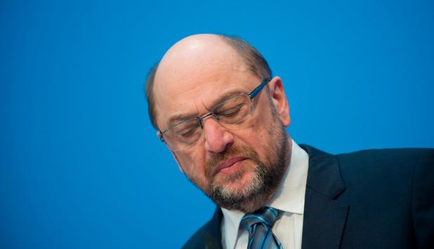 Gegenwind: SPD macht aus Schulz erstmal Scholz