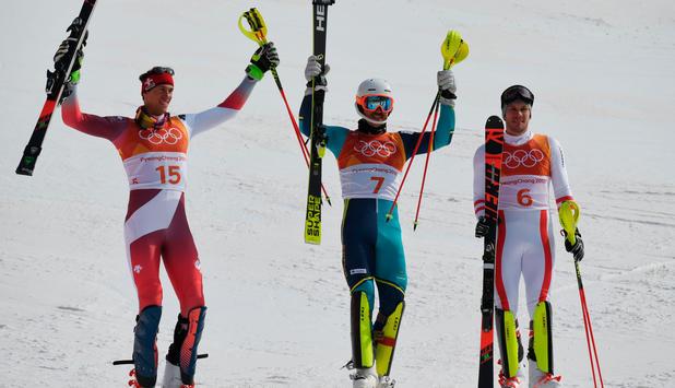 Holt sich Marcel Hirscher sein drittes Gold bei diesen Winterspielen?