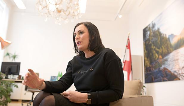 Elisabeth Köstinger Jeder Will Veränderung Aber Nicht Bei Sich