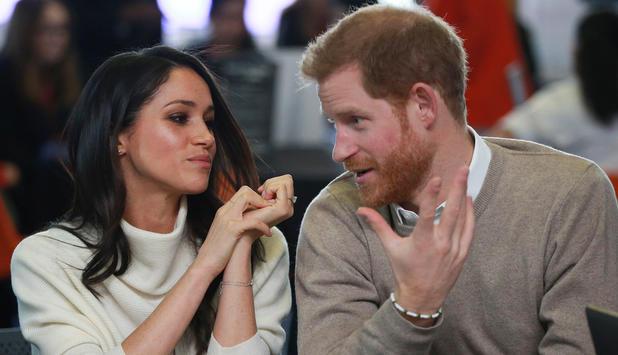 Hochzeitstorte Von Harry Und Meghan Schmeckt Nach Fruhling News At
