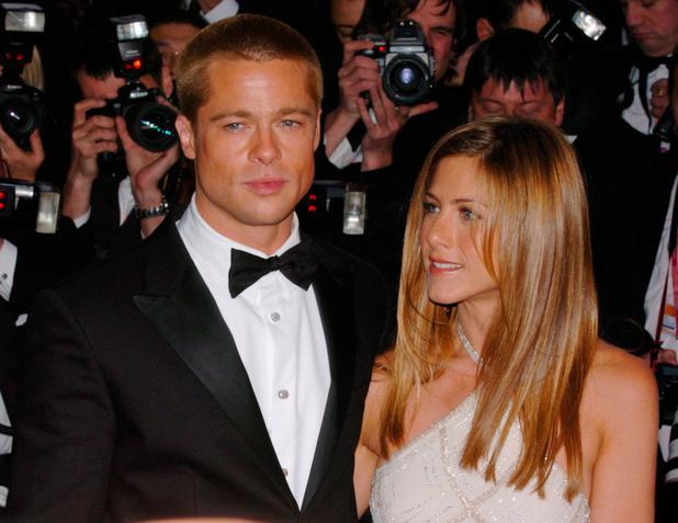 Brad Pitt: Wer ist die Frau, die ihn gerade