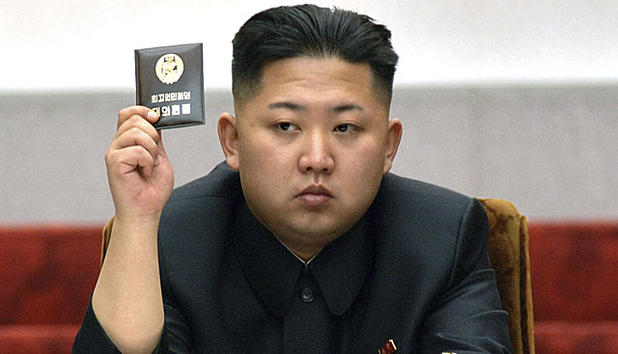 Kim Jong Un in a debate