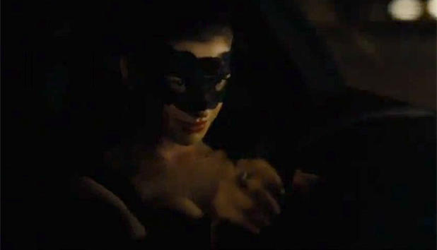 The Dark Knight Rises - Neues von Catwoman