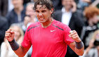 French Open - Nadal im Semifinale