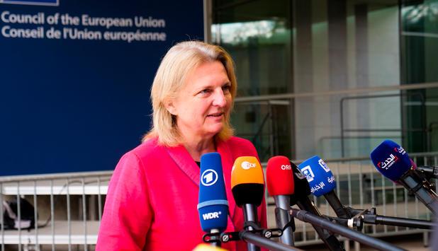 Außenministerin Kneissl holt sich in Moskau Abfuhr für Syrien-Vermittlung